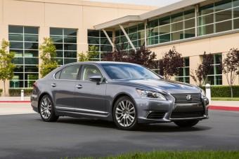 Lexus LS – ewolucja ideału