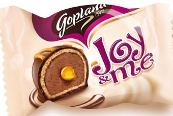 Joy&Me – unikalne pralinowe smakołyki od marki Goplana