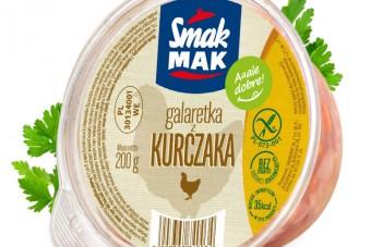 Pierwsza wśród galaretek, czyli Galaretka z kurczaka firmy SmakMAK