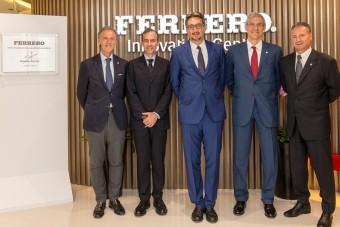 Ferrero ogłasza otwarcie Centrum Innowacji w Singapurze