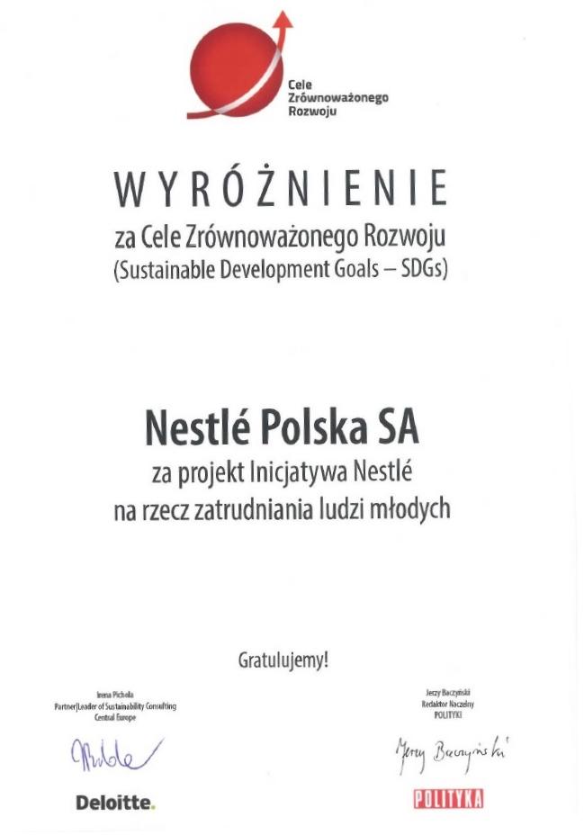 The History of Nestlé