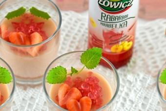 Przepisy na napoje i desery z wykorzystaniem syropów Łowicz