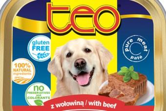 Paté Teo® dla dorosłych psów