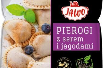 Pierogi z serem i jagodami JAWO