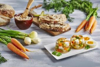 Smalczyki i galaretki mięsne dla wszystkich smakoszy marki SmakMAK