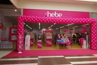 Drogeria Hebe wzmacnia sektor beauty w Galerii Tarnovia