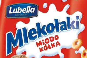 Lubella Mlekołaki Miodo Kółka