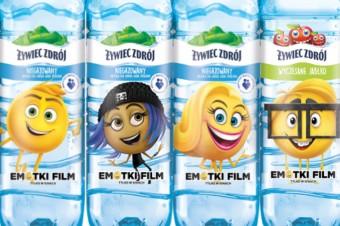 Nowe etykiety produktów Żywiec Zdrój dla dzieci