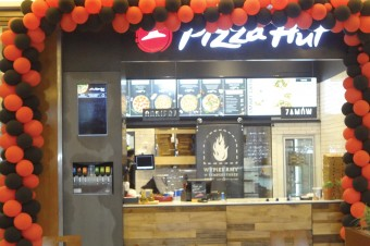Pizza Hut Express w Poznań Plaza