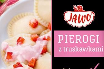 Pierogi z truskawkami JAWO