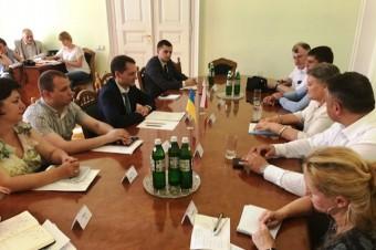 Rozmowy o ASF na Ukrainie
