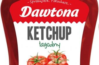 Ketchupy Dawtona – bez konserwantów