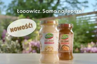 Dwa sosy, wiele dań, czyli nowości od Łowicza