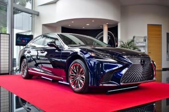 Nowy Lexus LS – znamy ceny