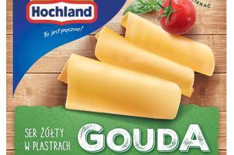 Start sprzedaży nowych plastrów serów żółtych Hochland!