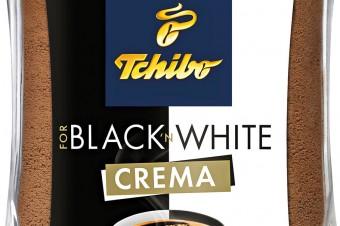 Tchibo Black & White Crema – kawowe marzenie z pianką