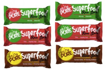 Superfood Raw Bar od Purella Food