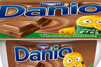 Danio zaskakuje nowym, czekoladowo-orzechowym smakiem