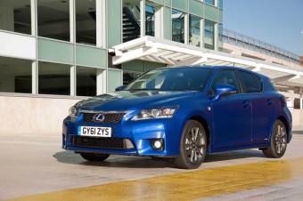 Lexus marką numer 1 wśród aut używanych