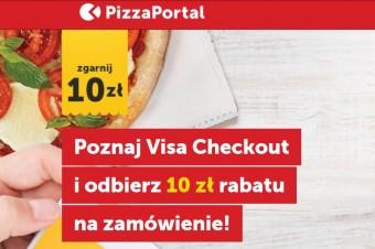 PizzaPortal.pl z płatnościami Visa Checkout!