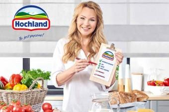 Kremowe sery Hochland. Test jakości i smaku zaliczony! - nowa kampania z Anną Guzik