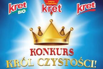 """""""Król Czystości"""" marki Kret!"""