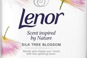 Jak pachnie szczęście? Odkryj siły natury z Lenor Inspired by Nature