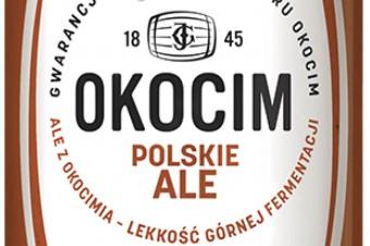 Polskie Ale z Okocimia już na rynku