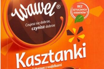 Malaga, Tiki-Taki i Kasztanki nowe receptury, ten sam legendarny smak