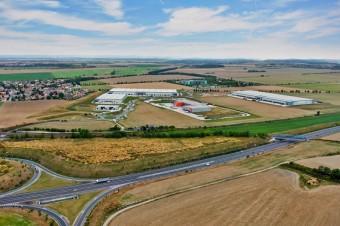 Popyt napędza budowę nowego obiektu spekulacyjnego w Prologis Park Prague-Airport