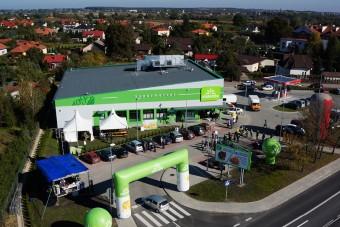 Sprzedaż w sklepach Stokrotka wzrosła we wrześniu o ok. 10,5 proc.