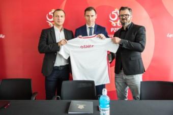 OSHEE Oficjalnym Sponsorem Piłkarskiej Reprezentacji Polski od sierpnia 2018 r.
