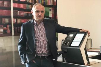 Wywiad z Januszem Cieplińskim, Prezesem firmy MAGO S.A.