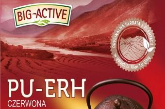 Ciekawostki o czerwonej herbacie Pu-Erh marki Big-Active