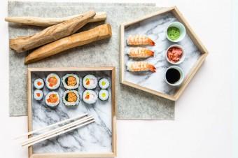 Zestawy Sushi4You trafiły do sklepów Netto