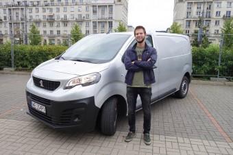Nowy Peugeot Expert Furgon
