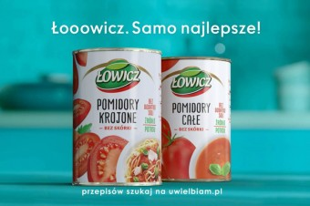 Pomidory na okrągło!