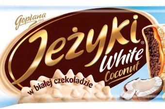 Nowość - Jeżyki White Coconut. Limitowana, egzotyczna edycja