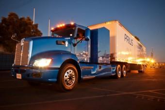 Wodorowa ciężarówka Toyoty wyjedzie na ulice Los Angeles już w przyszłym tygodniu