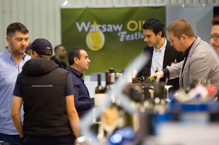 Wina i oliwy świata przybywają do Warszawy