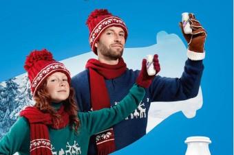 Wstrząśnij zimą z Actimelem i wygrywaj co 10 minut!