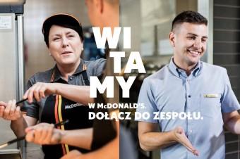 McDonald's z kampanią employerbrandingową łamie stereotypy na temat pracy w gastronomii