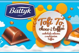 Tofi To – nowa kompozycja czekolady i toffi
