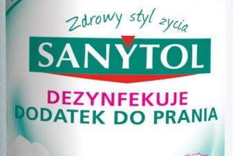 Dodatek do prania Sanytol