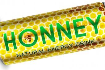 HONNEY NATURAL ENERGY DRINK