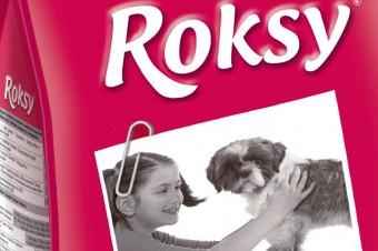 ROKSY® MINI z drobiem, dla dorosłych psów małych ras