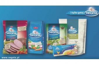 Nowa odsłona kampanii promocyjnej marki Vegeta