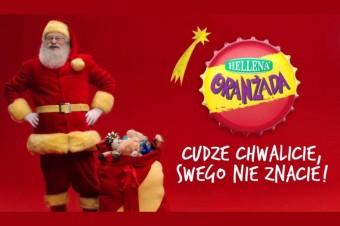 Oranżada Hellena zaprasza na Pierwszą Gwiazdkę  – startuje świąteczna kampania reklamowa