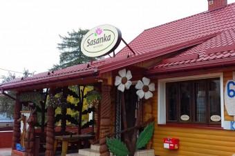 50 sklepów pod nowym logo - Sasanka