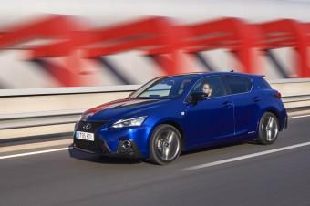 Lexus CT najlepszy w rankingu niezawodności Carbuyer